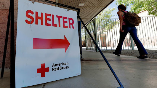 Shelters and donation drop offs around Houston area |