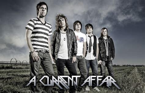 A Current Affair   Band in Kingsburg CA   BandMix.com