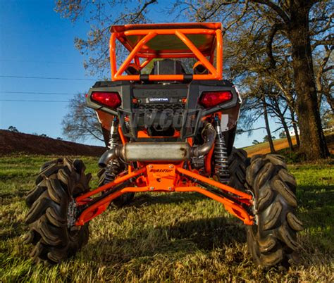 high lifter polaris ace  review atvcom
