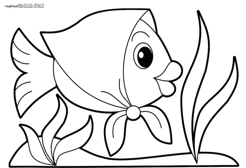 Gambar Gambar Ikan Kartun Toko Fd Flashdisk Flashdrive