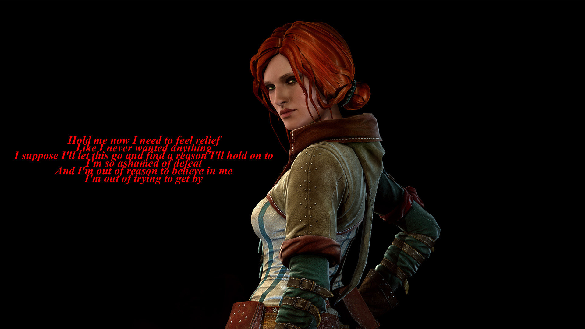 The Witcher 3 Triss Wallpaper 84 Images