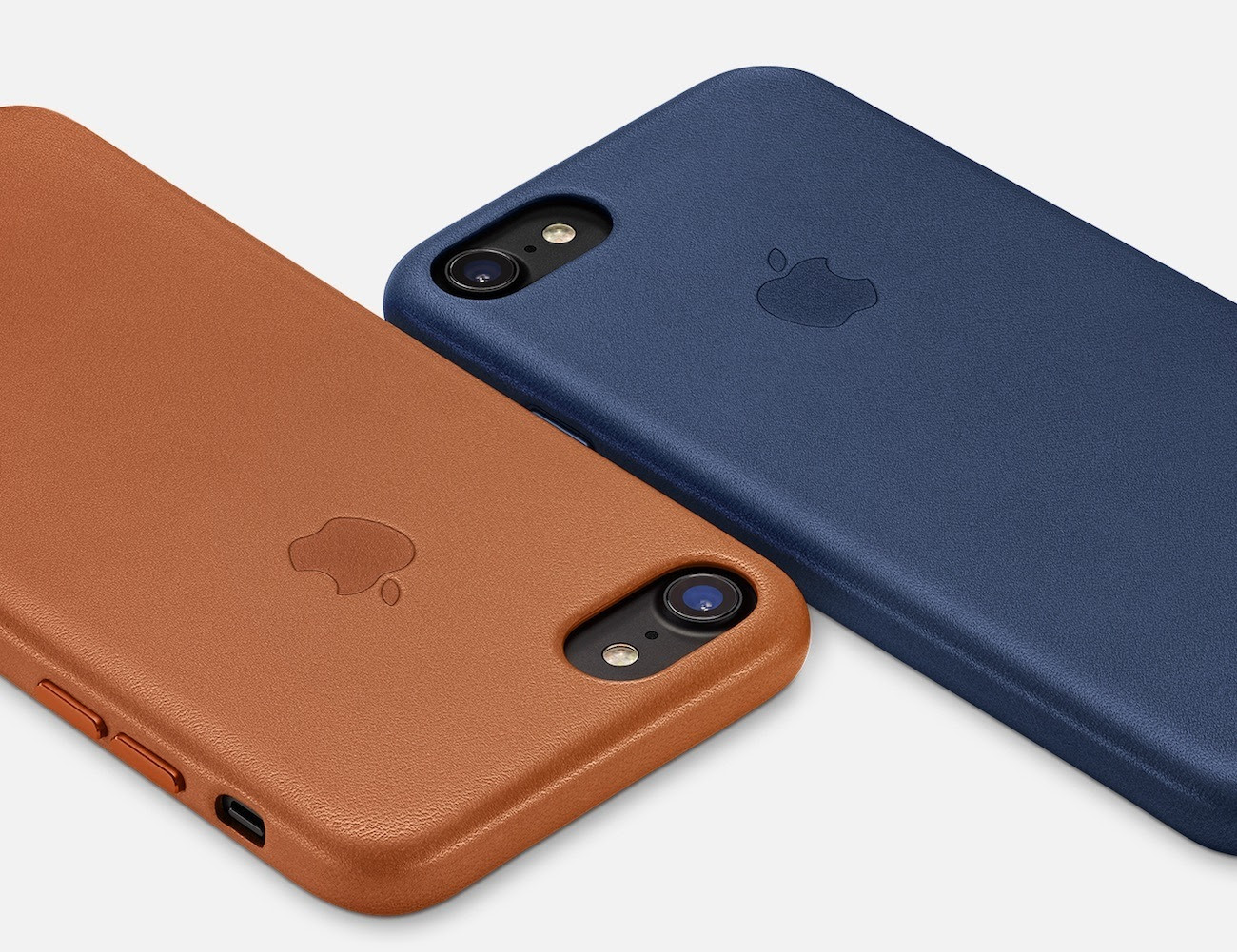 iPhone 7 Official Leather Case » Review