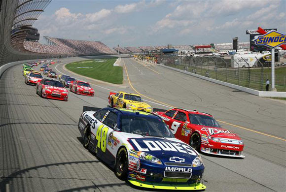 Great NASCAR Lowe's Jimmie Johnson 580 x 390 · 70 kB · jpeg