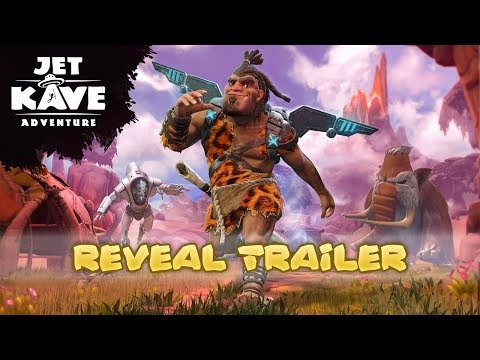 Jet Kave Adventure Review | Gameplay