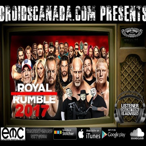 Royal Rumble and Flash Back Film Festival by Droids Canada