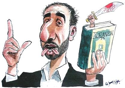 Tariq Ramadan — Double-Tongue