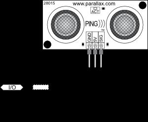 Ping))) UltraSonic
