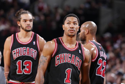 Rose No Longer Blooming for the Bulls?