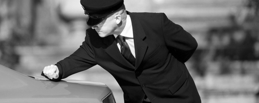 Chauffeur Company London from Barnes Corporate Travel