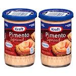 Kraft Pimento Cheese Spread 5 Oz (pack Of 2)