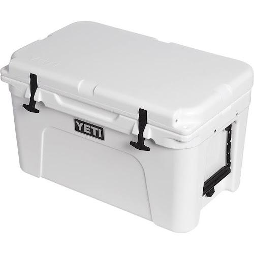 Yeti Tundra 45 Cooler, White