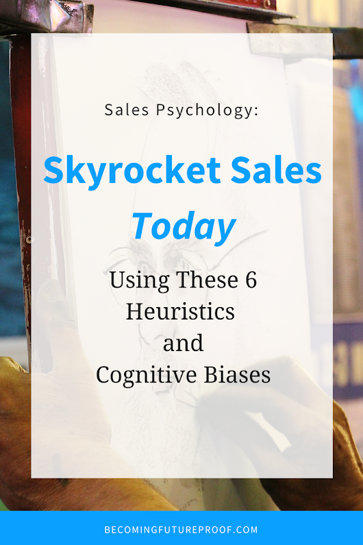 Psychology of Marketing: Using Heuristics and Cognitive Biases