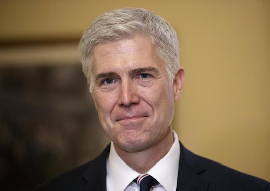 Neil Gorsuch Rightly Advocates Inching Away from 'Judicial Deference' | RealClearMarkets