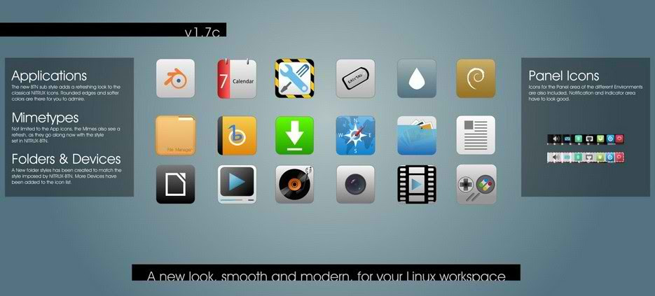 Linux Icons