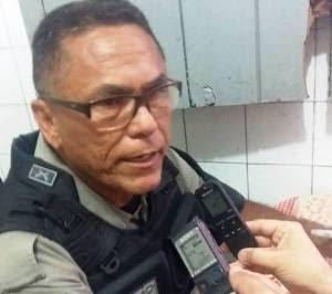 Sargento Wanderlei concedeu entrevista ao PBVale