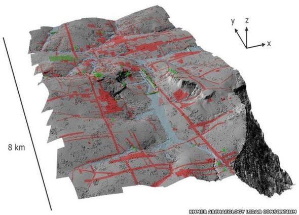 Mapa Lidar