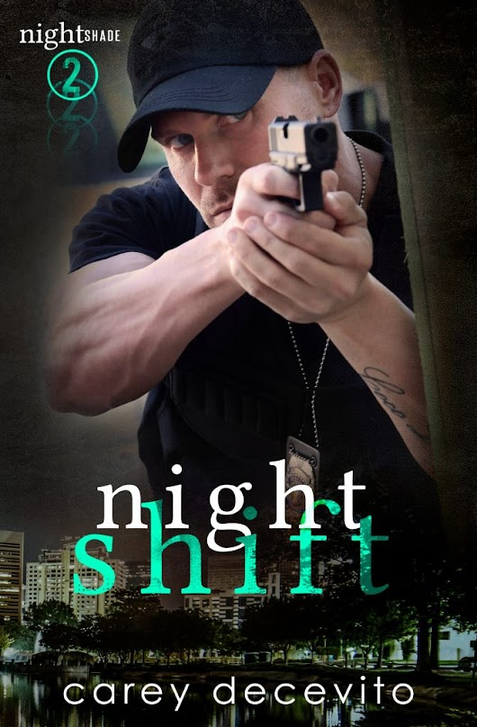 RELEASE BLITZ & GIVEAWAY..Night shift by Carey Decevito