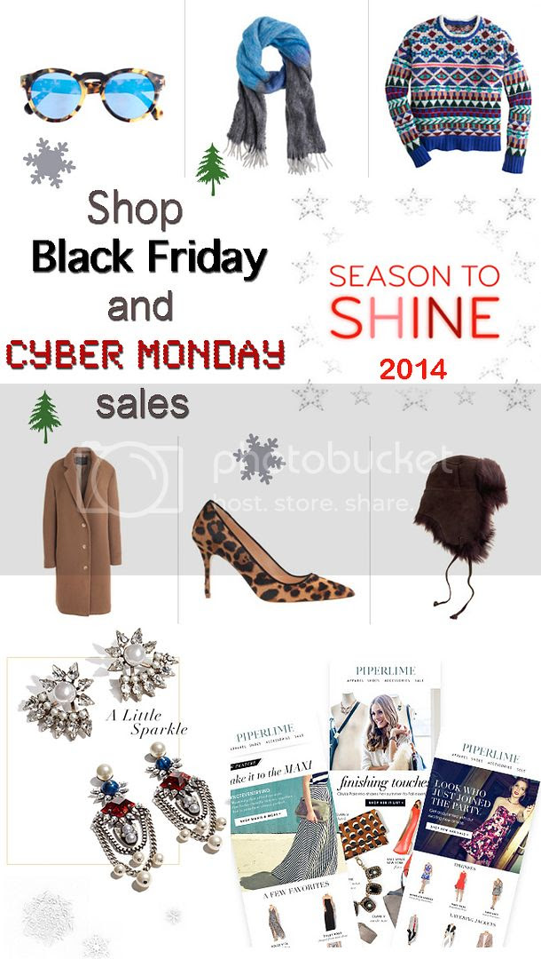 Black Friday and Cyber Monday-2014 holiday sales