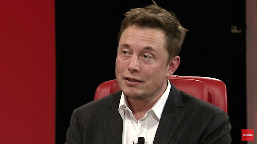 Elon Musk: There's only one AI company that worries me
