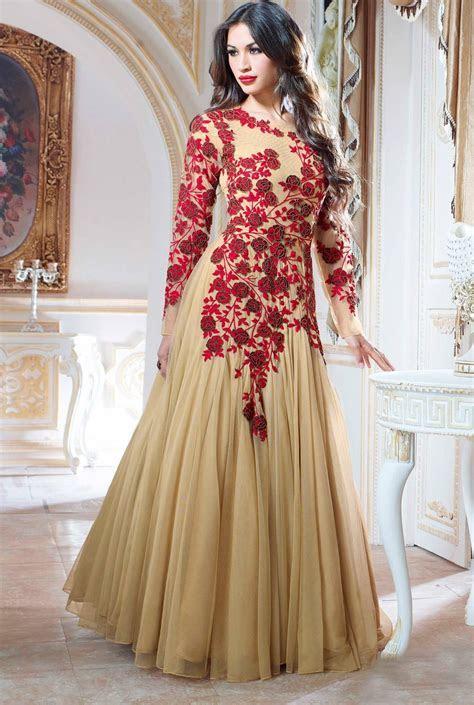 Stunning Designer Frocks For Party 2017 2018   HijabiWorld