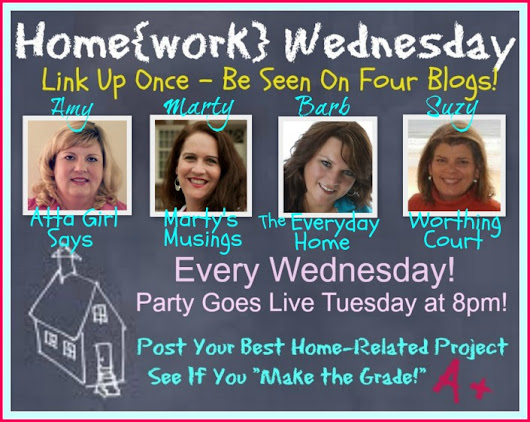 Home{work} Wednesday #15 - The Everyday Home