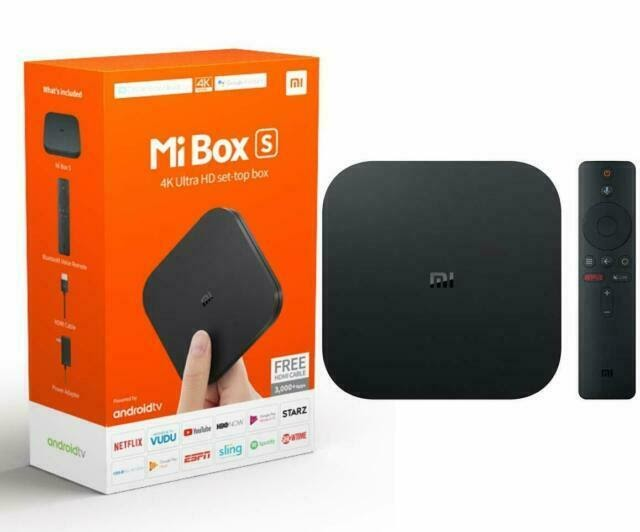 TRANSFORMER BOX TV ANDROID A95X-A2 OU X96 EN MI-BOX ATV 9