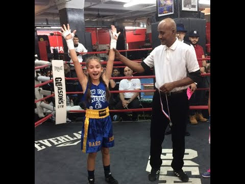 Staten Island gym trains 10-year-old female boxing champ | SILive.com