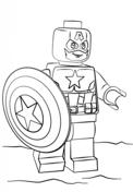 Disegno Di Lego Hulk Da Colorare Disegni Da Colorare E Stampare Gratis