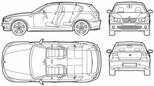 BMW 1 Series E81 ~ Car and Cars