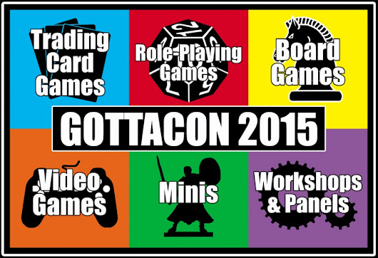 GottaCon 2015 Diversity Panel: Invisible Gamers - Creating Diversity in Gaming Culture