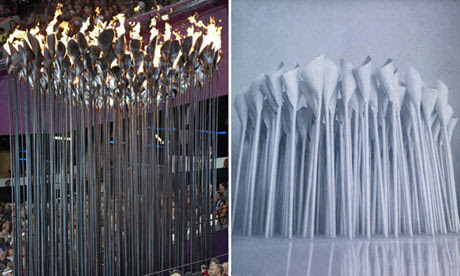 How Olympic cauldron fanned flames of fury at American design studio