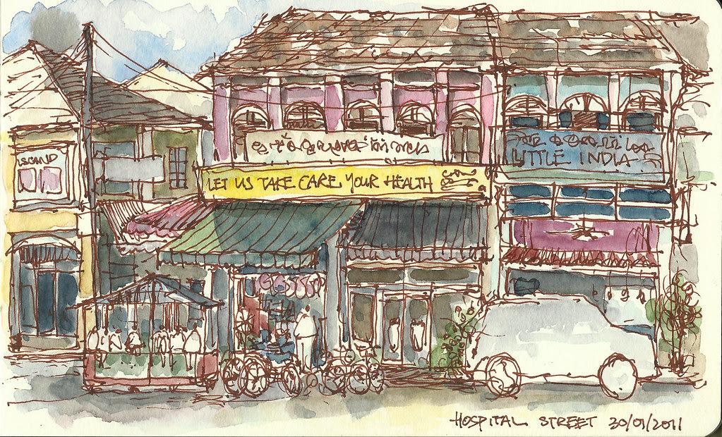 Hospital Road, Siem Reap