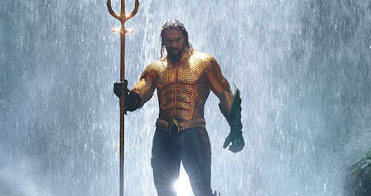 AQUAMAN - Extended Trailer Comments - Comics Talk News and Entertainment Blog