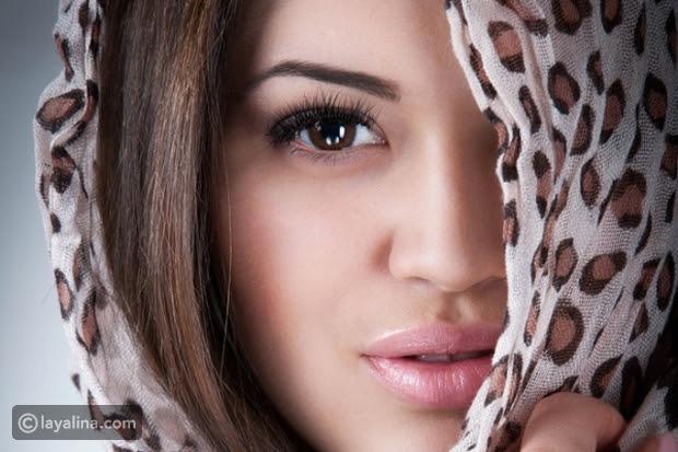 قناع طبيعي للعناية بالشعر تحت الحجاب