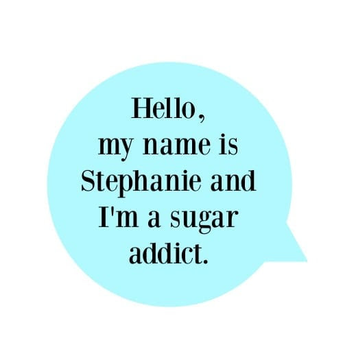 Hello, My Name is Stephanie & I'm an Addict - WhenCrazyMeetsExhaustion