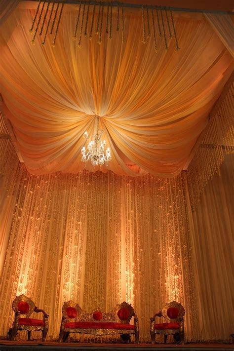 Indian wedding stage decor   # Indian Weddings