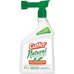 Cutter Hg-95962 Natural Bug Free Backyard Mosquito Repellent, 32 Oz
