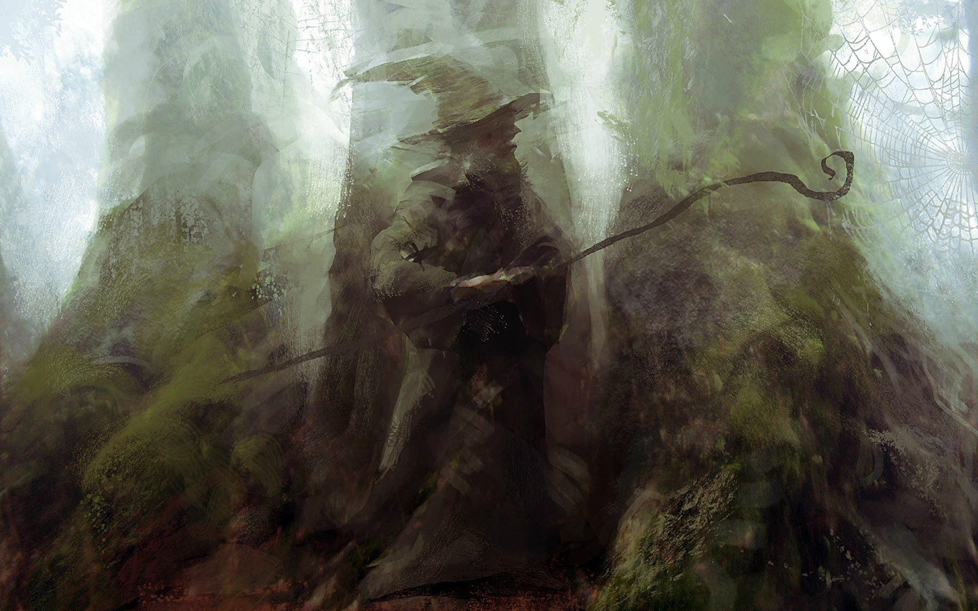 A Collection Of Tolkien Wallpapershd Lotr