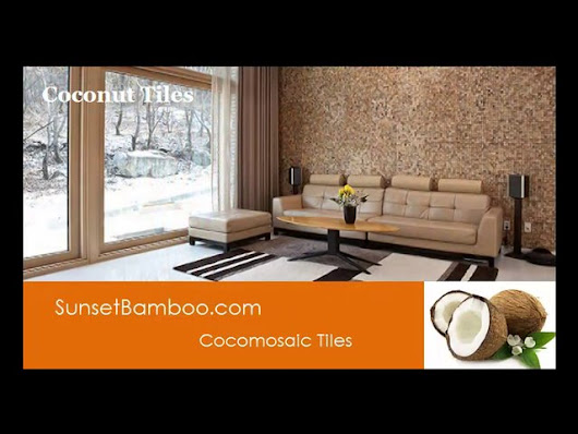Coconut Wall Tiles