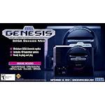 Sega SG-10037-2 Sega Genesis Mini Retro Consol Sega Genesis Mini Hardware Retro Console