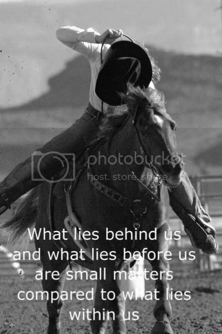 Barrel Racing Quote Graphics Code | Barrel Racing Quote Comments & Pictures