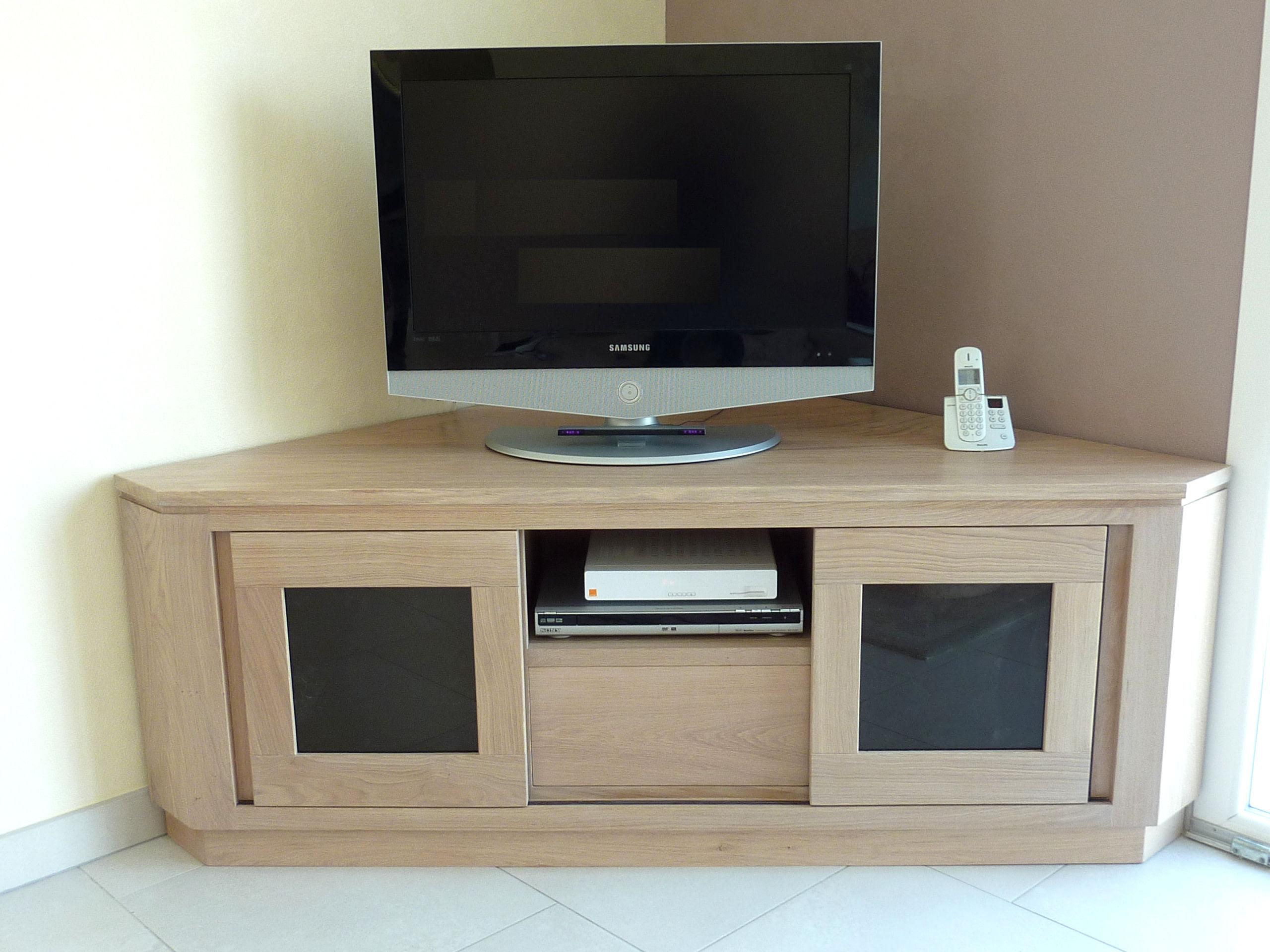Meuble Tv Angle Suspendu les meubles: les meubles tele