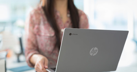 Hands on: HP Chromebook 13