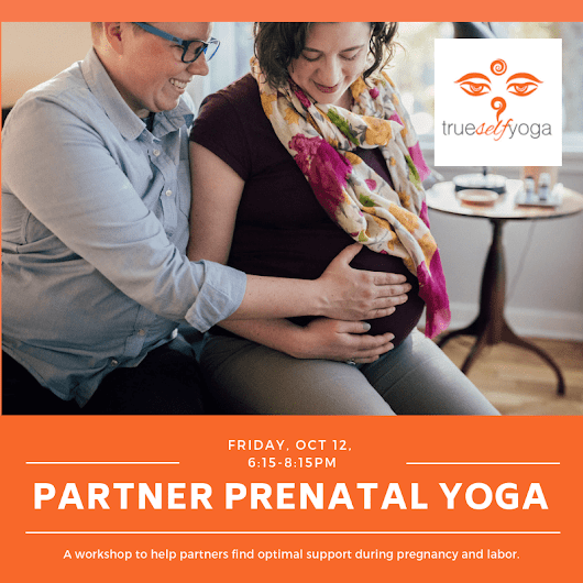 Partner Prenatal Yoga Workshop