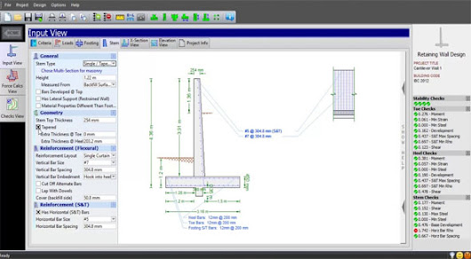 Online demonstration of QuickSuite 4.0 | Structural Engineering Software