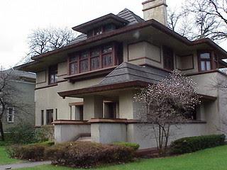 Oscar B Balch House, Oak Park
