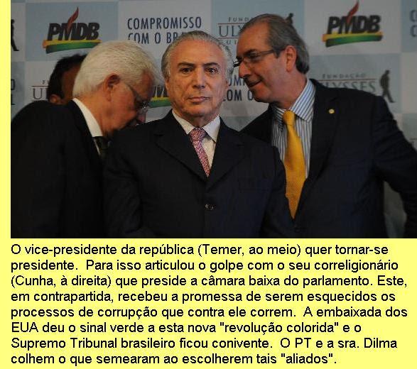 Temer & Cunha.