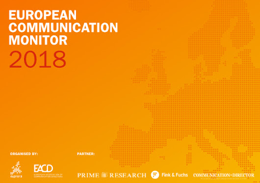 Fink & Fuchs is new partner of the European Communication Monitor