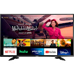 "Toshiba - 43"" Class - 4K UHD TV - Smart - LED - with HDR - Fire TV Edition"