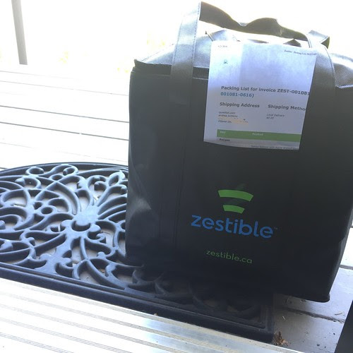 A review of Zestible, a new ready-to-cook meal service in Ottawa